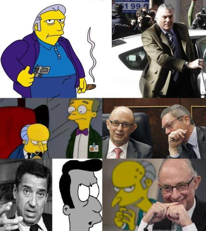 Parecidos Simpson - PP