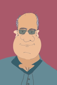 Mi caricatura