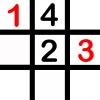 1a1 2b2 3b3 4a2