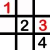 1a1 2b2 3b3 4c3