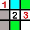 1a1 2b2 3b3 colores