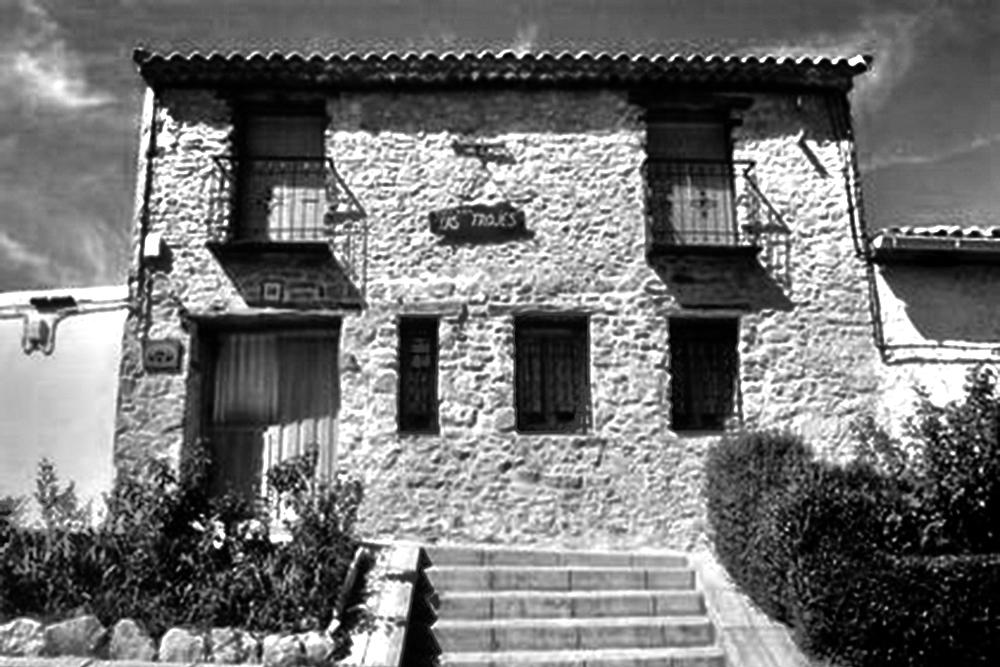 Ecoturismo en Tamajón - Casa Rural Las Trojes (2/6)