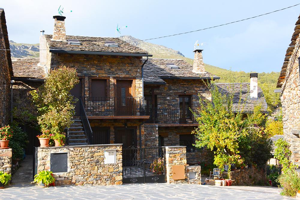 Ecoturismo en Tamajón - Casa Rural Las Trojes (4/6)